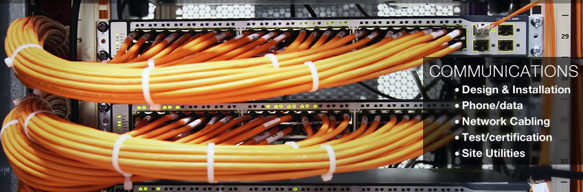 DES network certifications Phone cabling